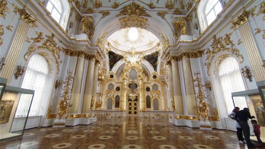 Stockvideo Von Saint Petersburg Russia May 2015 The