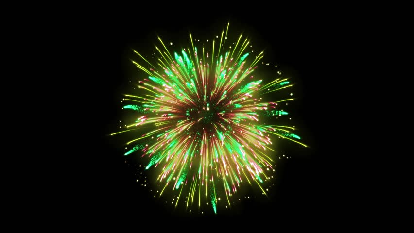 Super Firework Colorful, Holliday, Celebration, New Year, The 4th of July, Christmas, Festival | Shutterstock HD Video #1005607408