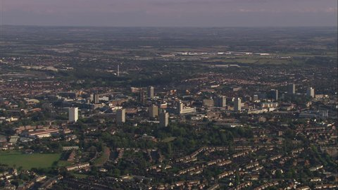 AERIAL United Kingdom-Coventry 2005: Coventry