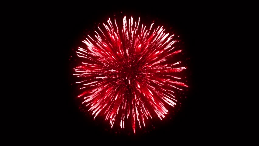 Super Firework Red, Holliday, Celebration, New Year, The 4th of July, Christmas, Festival | Shutterstock HD Video #1006579618