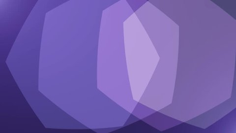 polygon soft pastel violet colors shape abstract background animation New quality retro vintage universal motion dynamic animated colorful joyful dance music video footage loop
