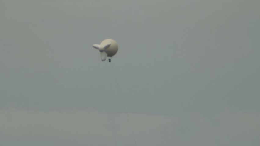 Header of dirigible