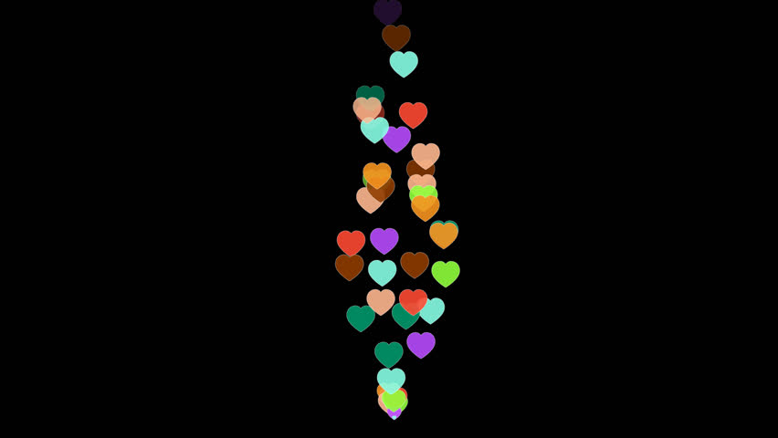 Heart, like, from live internet video, with transparent background, alpha chanel | Shutterstock HD Video #1006878748
