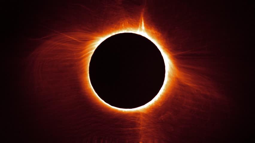 Solar eclipse timelapse. | Shutterstock HD Video #1007490808