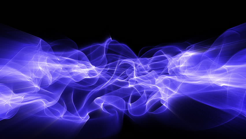Abstract light waveforms ripple and shine (Loop).   Shutterstock HD Video #1007497558