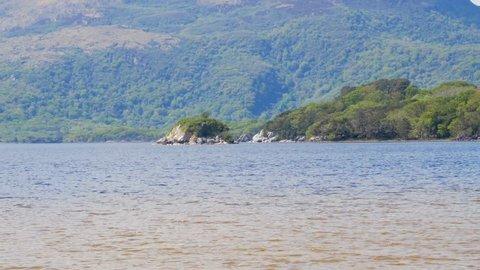Muckross Lake, Lakes of Killarney, Killarney National Park, County Kerry, Ireland