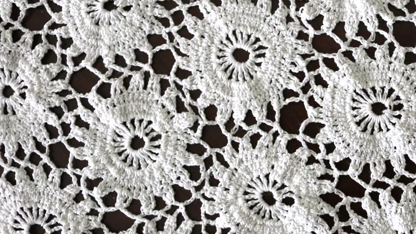 Header of lace
