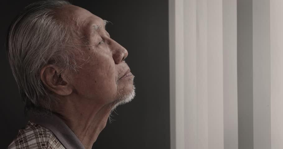 Image result for elderly sad