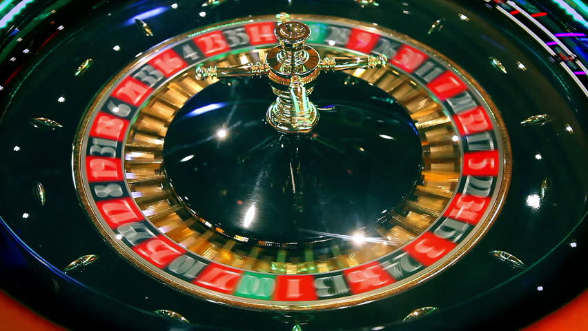 A roulette wheel has 18 red slots