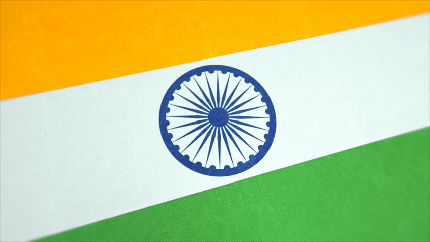 Stockfootage of the National Flag of India. This is seamles looping Background Video of a Indian Flag waving in the Wind. Republic of India Flag in $K and Full HD | Shutterstock HD Video #1008312028