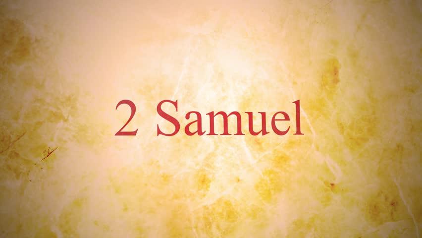 Header of 2 Samuel