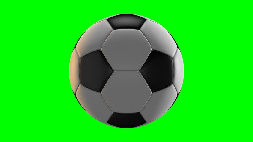 Soccer ball spin loop | Shutterstock HD Video #1008387208