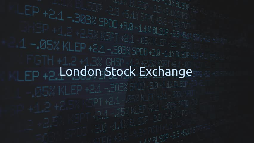 Corporate Stock Market Exchanges animated series - London Stock Exchange