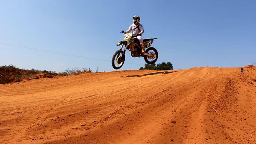 Dirt Bikes Videos >> Wadi Rum Desert Jordan Circa Stock Footage Video 100 Royalty Free 1009284728 Shutterstock