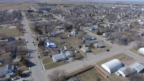 Community in Lexington, Nebraska.