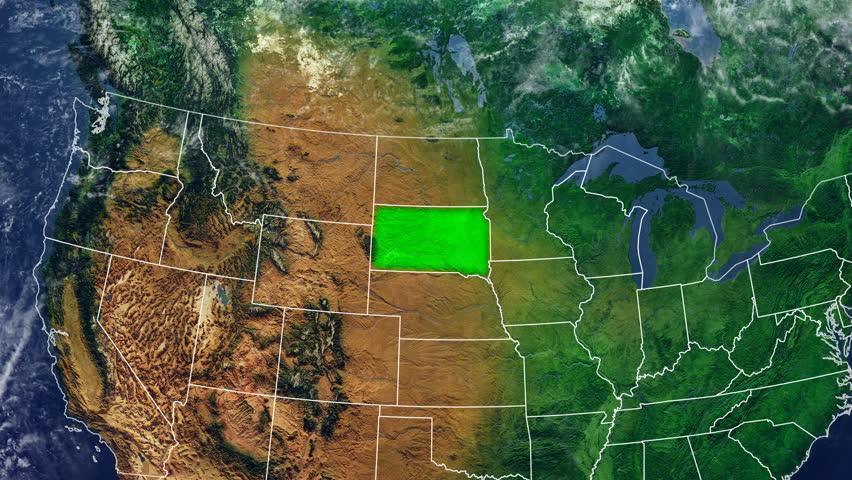 Header of South Dakota
