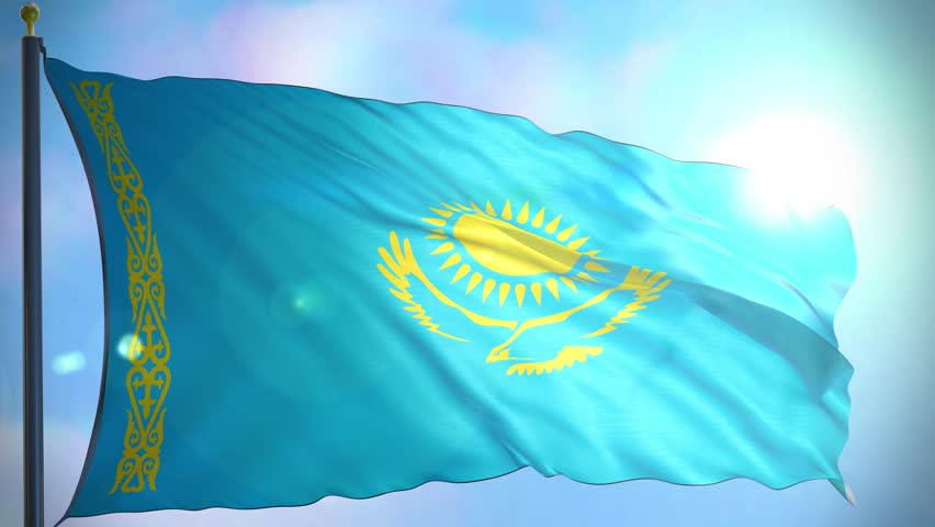 картинки флаг казахстана узорами послужило поводом