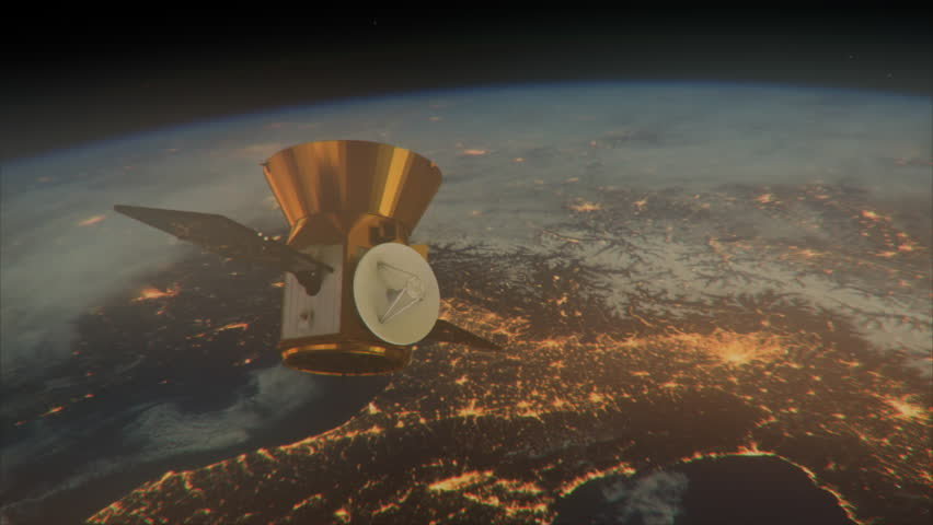 NASA TESS - Transiting Exoplanet Survey Satellite. Highly realistic animation depicting the space agency's newest satellite launched in April 2018. 4K UHD. 16-bit color depth. Broadcast quality. | Shutterstock HD Video #1010022248