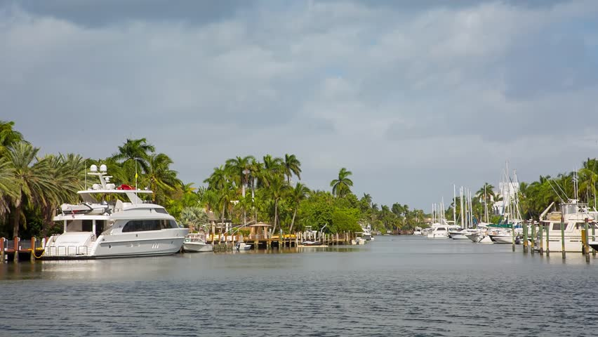 Yachts in Fort Lauderdale