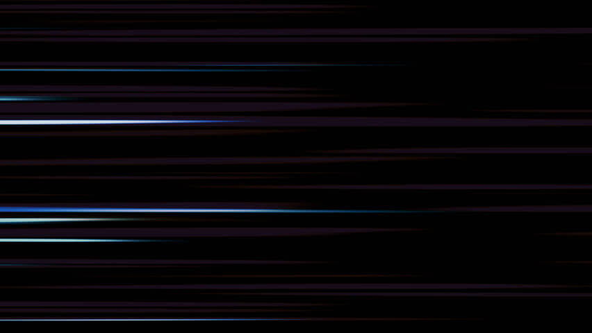 Fast light streak background. Blue and purple colour. | Shutterstock HD Video #1010561378