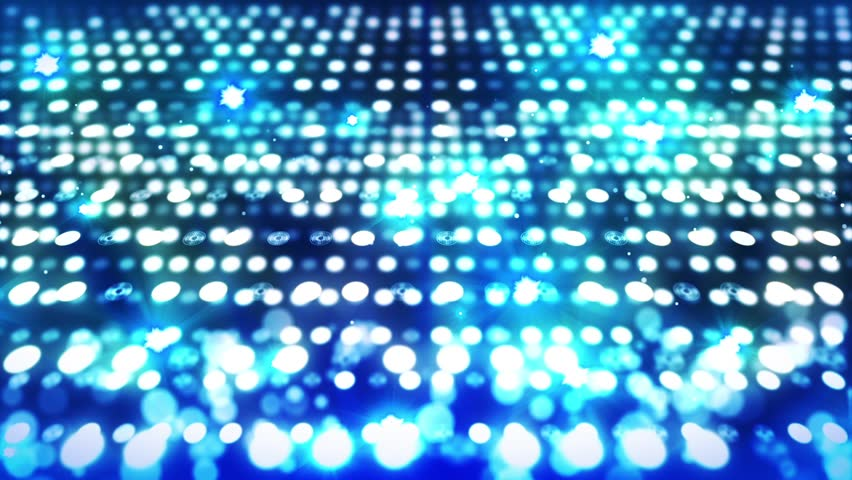 Stage Lighting Background with Many Lights Effect, Abstract Disco Loop Animation,   Shutterstock HD Video #1010850398
