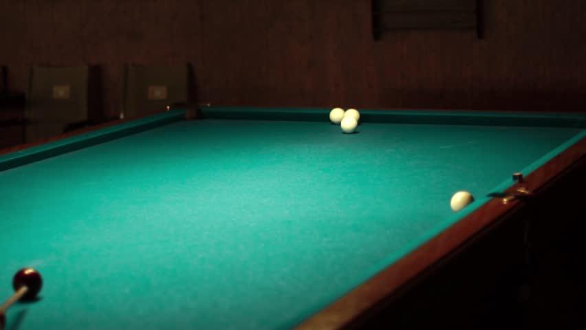 Header of billiard
