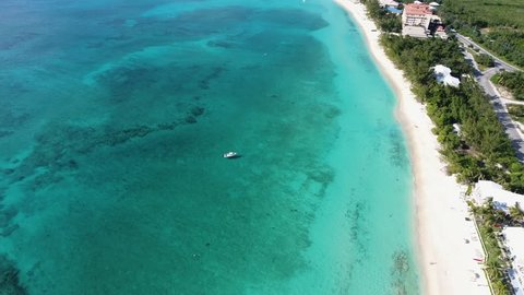 Beautiful Grand Cayman Drone Aerial Views