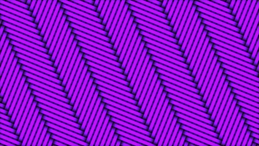 the motion backgrounds formed by purple color of rectangle pattern