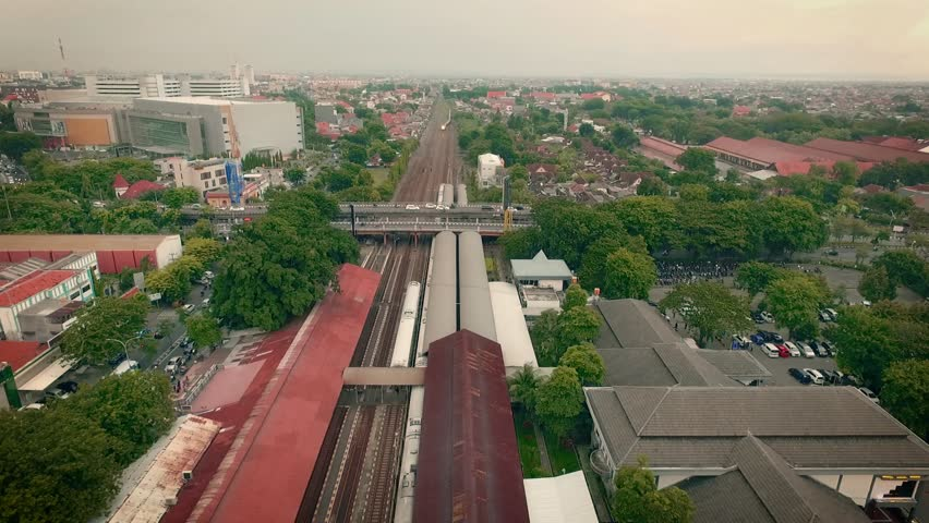 Surabaya City, the second larger city in Indonesia