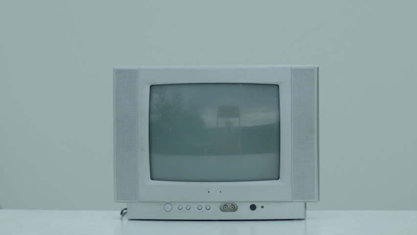 Explosion of a television set, Ultra Slow Motion | Shutterstock HD Video #1011943868