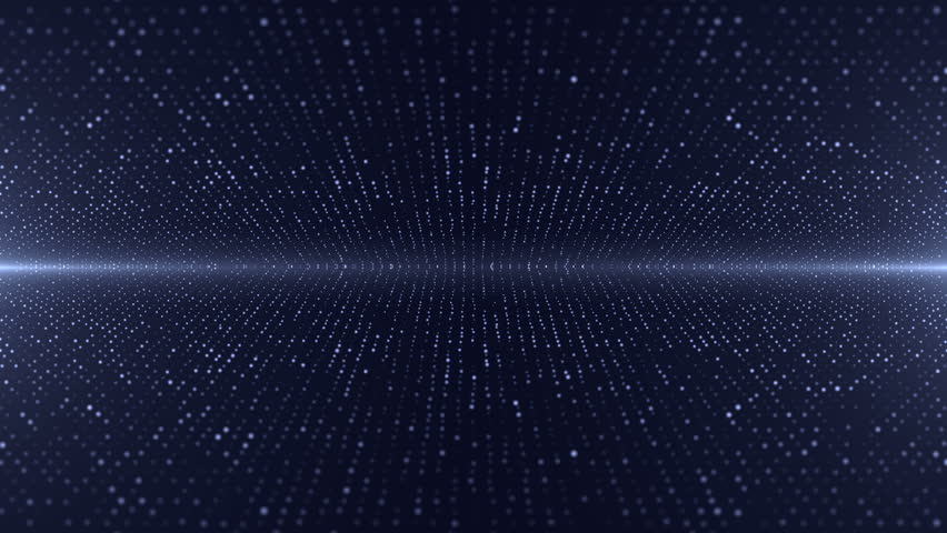 Particles Loop Background | Shutterstock HD Video #1012228778
