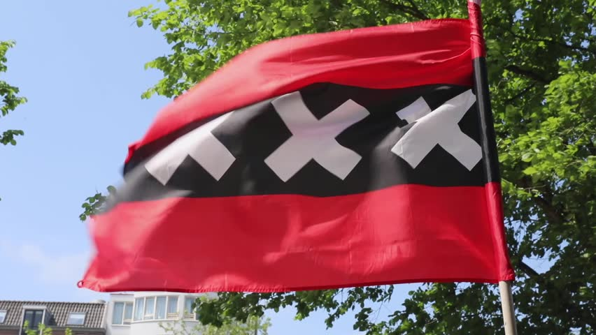 Картинки амстердам флаг