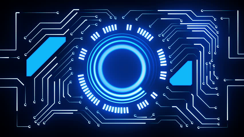 Powering Generator  Digital Cpu Processor  Stock Footage Video (100%  Royalty-free) 1012572158 | Shutterstock