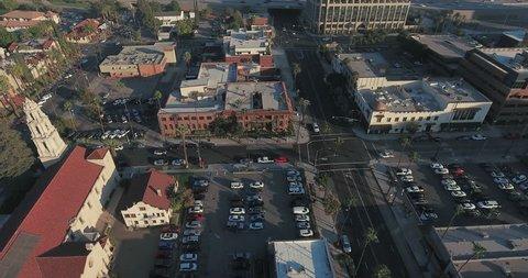 Riverside California Aerial