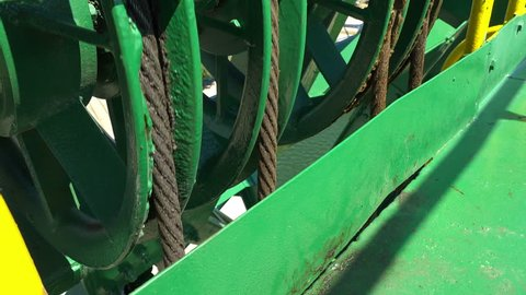 Wire rope spooling technology