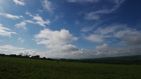 25 Frames Per Second Purbeck Time Lapse A Of The English Countryside In Dorset