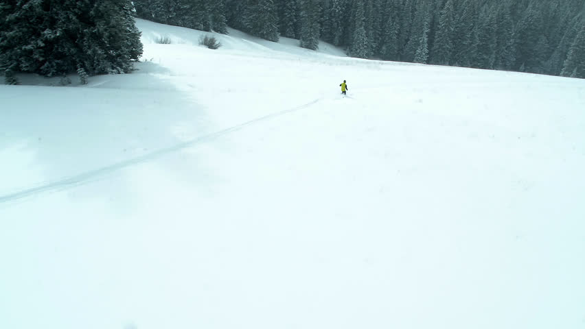 Backcountry Skiing in Aspen Colorado Mountains Skiers Ski