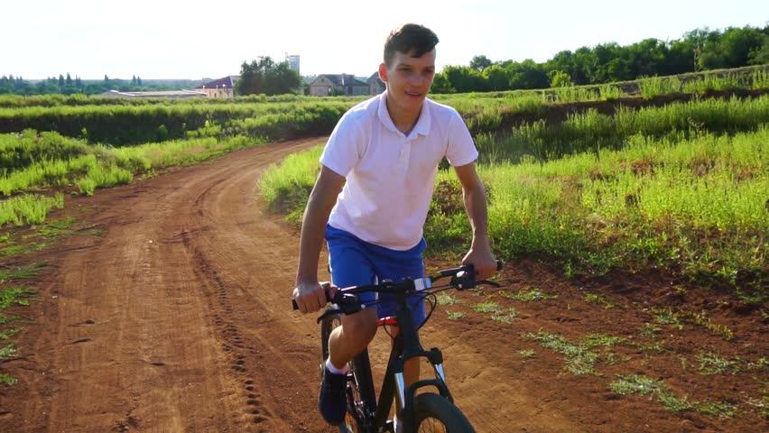 Bike sport mountain bike ride | Shutterstock HD Video #1013666978