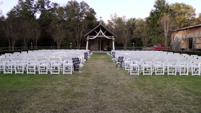 Free Outdoor Wedding Venues.At An Outdoor Wedding Venue Stock Footage Video 100 Royalty Free 1013847398 Shutterstock
