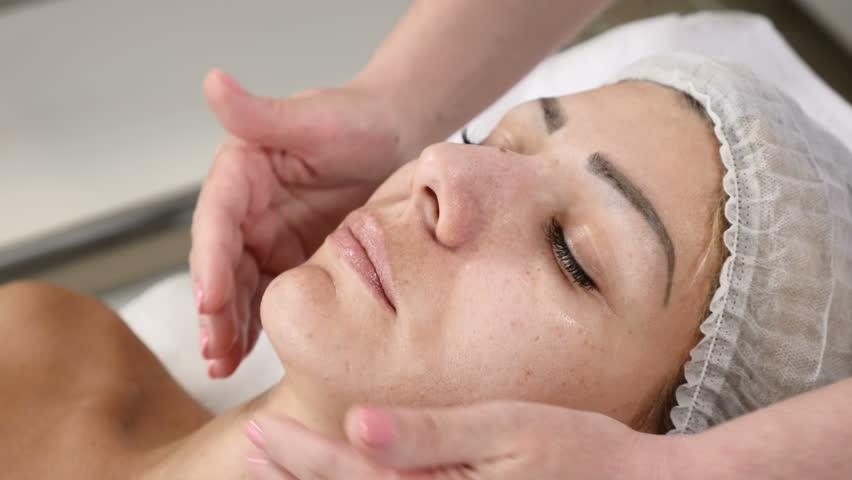 European facial procedure 5