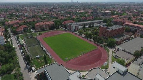 Stadium in City