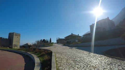 Greece Mount Athos monastery