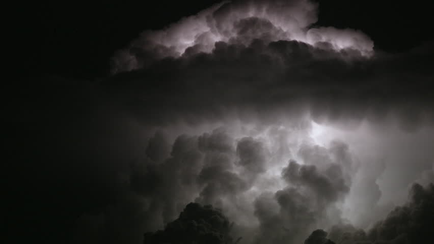Electrical Lightning Storm | Shutterstock HD Video #1015524058