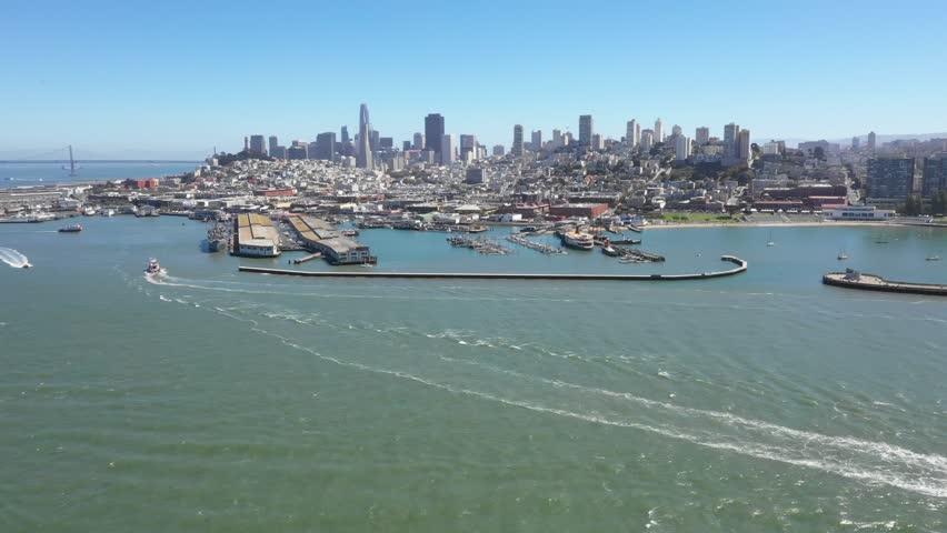San Francisco Skyline, California, USA #1016343028