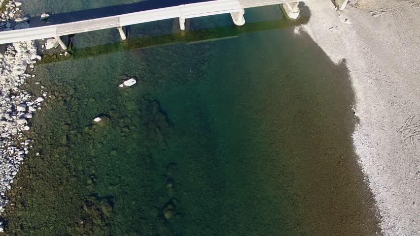 Shimanto river in shikoku02 | Shutterstock HD Video #1016348248