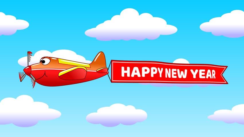 Happy New Year Kartun 85