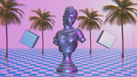 80s Vaporwave (Loop)