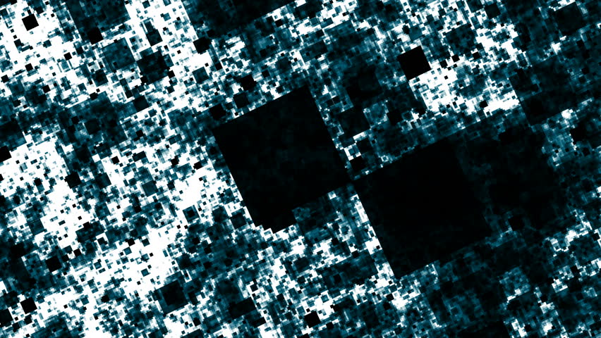 The surface of the video is seamless. Pattern of Light blue cube Created by computer as animated wallpapers.   Shutterstock HD Video #1018535998