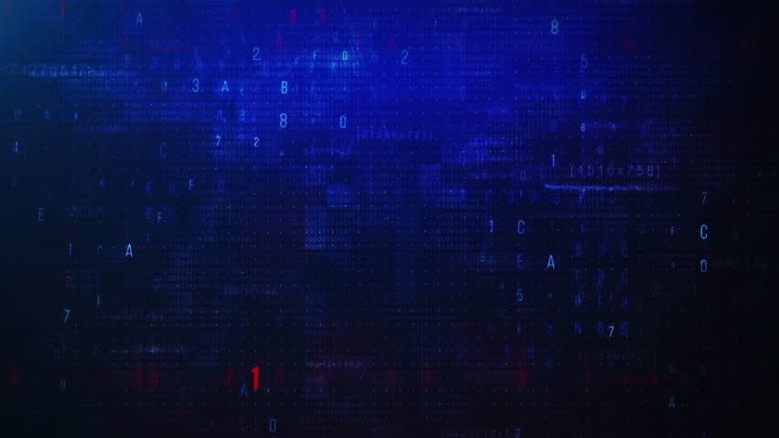 Hacker Attack Alert Warning Message Windows Errors Pop-up Notification Dialog Box Blinking Virus. After Login And Password on Digital Glitch Computer Monitor screen 4k. | Shutterstock HD Video #1019861218