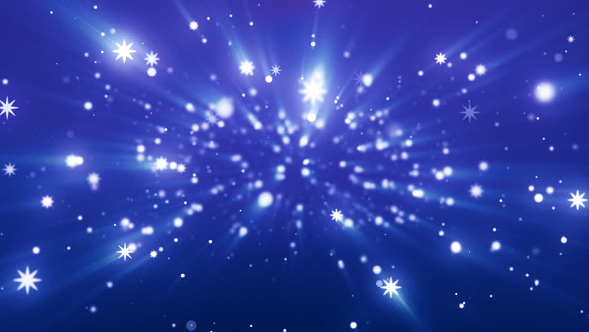 The christmas particles | Shutterstock HD Video #1020708838